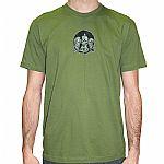 Aquanauts T-Shirt (green with black logo)