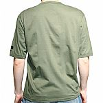 Rise T-Shirt (green with black logo)