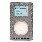 Slappa Shockshell Hardcase For iPod Mini (chrome)