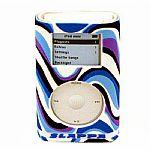 Shockshell Hardcase For iPod Mini (Carolina Mod Swirl design)