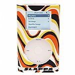 Shockshell Hardcase For iPod Mini (chocolate mod swirl design)