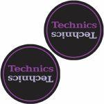DMC Technics Limited Edition Slipmats (black, purple)
