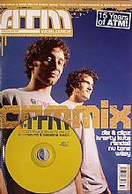 ATM Issue 72 (feat Die & Clipz, Krafty Kuts, Randall, Nu Tone & Wiley -  Drumsound & Bassline Smith CD)