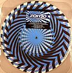 Zomo Animating Slipmats (Saw Blue)