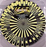 Zomo Animating Slipmats (scope yellow)