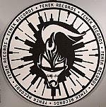 Fenek Records Slipmats (black & white logo)