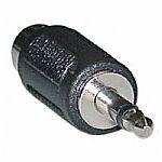 3.5mm Mono Mini Jack Plug To Phono (RCA) Socket