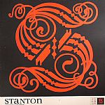 Stanton Scratch Thin Vinyl Record For Final Scratch (V1.0 only)