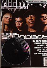 ATM Magazine -  July/August 2008: Issue 78 (feat Digital Soundboy, D Bridge, Remarc, Evil B, Martyn, Danny Byrd, Russian D & B + DJ Vapour & MC Smoothie mixed CD)