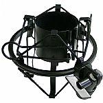 Anti Vibration Microphone Holder/Suspension Shock Mount