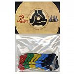 45 RPM Adapters (pack of 10)