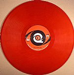 M Audio Torq Control Vinyl (limited edition red)