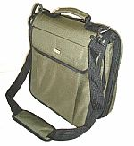 Agenda 160 + 16 Utility CD Carry Case (olive) (heavy duty 600D polyester ripstop/PVC fabric shell, supplied with 40 x 8 capacity CD sleeves (total 160 capacity), toughened rubber corner protectors, detachable & adjustable shoulder strap with shoulder pad)
