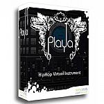 Sonivox Playa (MPC style beat creator virtual instrument for hip hop, RnB, PC/Mac compatible) (designed for quick & easy sequencing, beat construction & hands-on remixing, intuitive graphical user interface & professional grade quality sound set)