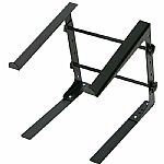 Odyssey L Stand S Compact Folding Laptop Stand (black)