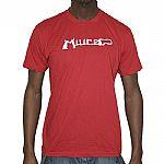 Miura Metro Area T-Shirt (red with white logo)