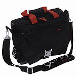 """Gravis Digi Bag (black ops) (1260D grade nylon, super light, durable poly-urethane, water resistant material, padded laptop compartment holds up to a 15"""" laptop, two padded main compartments with separate zipper access and multiple organization pockets)"""