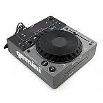 Gemini CDJ-203 Professional Table Top CD Player (single CD player, seamless loop, 24% pitch, anti-shock)