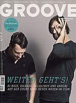 Groove Magazine Issue 119 July/August 2009 (German Language) (feat DJ Koze, Ricardo Villalobos, Steve Bug, Snap! DJ T + more!)