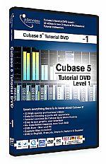 Ask Video Cubase 5 Tutorial DVD Level 1