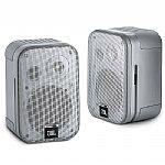 JBL Control One SI Monitor Loudspeakers (silver, pair)
