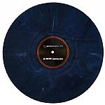 Rane Replacement Vinyl For Serato Scratch Live (SUPER LIMITED EDITION BLUE MARBLE VINYL)
