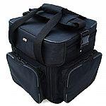 Agenda Carry 10 Flip Box Record Bag (black)
