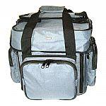 Agenda Carry 10 Flip Box Record Bag (grey)