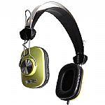 Eskuche Control CPU Headphones With Mic (avocado)