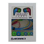 Aerial7 Bullet Candy Headphones (candy)