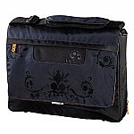 "Aha Scroll Notebook 17.3"" Messenger Bag"