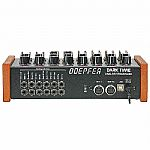 Doepfer Dark Time MIDI/USB Analogue Sequencer (red LED version, supplied with 2 pin Euro plug)