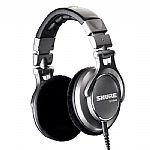 Shure SRH940 Professional Studio Reference Headphones (silver)