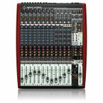 Behringer Xenyx UFX1604 Mixer + Tracktion 4 Audio PRoduction Software