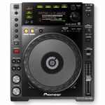 Pioneer CDJ-850 Multi CD USB Player (single, black)