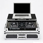Magma DJ Controller Workstation S2 Flightcase For Native Instruments NI Traktor S2 & Laptop