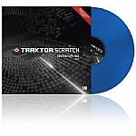 Native Instruments Traktor Scratch Control Vinyl MkII (blue)