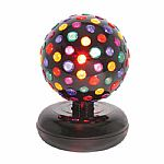 QTX DB260 Large Rotating Disco Ball (260mm)