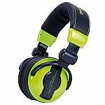 American Audio HP550 DJ Headphones (lime)