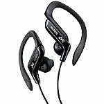 JVC HAEB75 In-ear Clip Headphones (black)