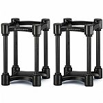 Iso Acoustics L8R155 Isolation Enhancing Studio Monitor Stands (pair)