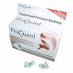 Proguard Attenuating Customised Personal Earplugs (UK ONLY)
