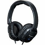 Panasonic RPHC200 Noise Cancelling Headphones (black)