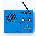 Critter & Guitari Kaleidoloop Portable Sound Collector (blue)