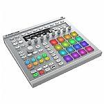 Native Instruments Maschine MkII Groove Production Studio (white) + Massive & Komplete Elements Software Bundle