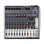 Behringer X1222 USB Xenyx 16 Channel Mixer + Tracktion 4 Audio Production Software