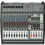 Behringer PMP4000 1600 Watt 16 Channel Mixer with Effects Processor & Feedback Detection System