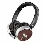 Vox amPhones AC30 Active Guitar Amp Headphones (brown)