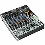 Behringer QX1622 USB Xenyx Mixer + Tracktion 4 Audio Production Software
