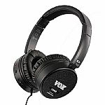 Vox amPhones Lead Active Guitar Amp Headphones (black)